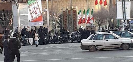 اعتراضات-تهران