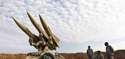 موشک- ایران