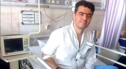 زندانی سیاسی اسماعیل عبدی