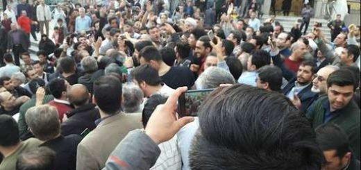 نامه طرفداران احمدی نژاد به خامنه ای.