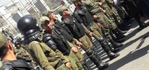 اعزام نیروهای سرکوبگر رژیم به ورزنه برای ممانعت از اعتراض کشاورزان
