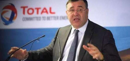 پاتریک پویانه، مدیر کل شرکت فرانسوی توتال