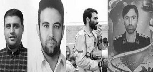 4 تن از پاسداران کشته شده در سوریه
