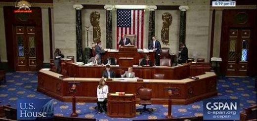 کنگره آمریکا - بررسی لایحه تحریمهای حقوق بشری علیه رژیم ایران