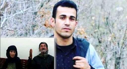 زندانی سیاسی رامین حسینپناهی و پدر و مادر او