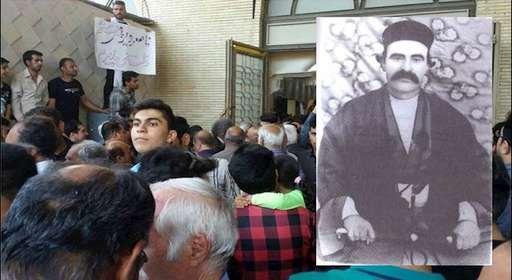 ناصر دیوان کازرونی، ذلت نمیپذیرد