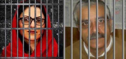زندانیان سیاسی ابوالقاسم فولادوند و گلرخ ایرایی