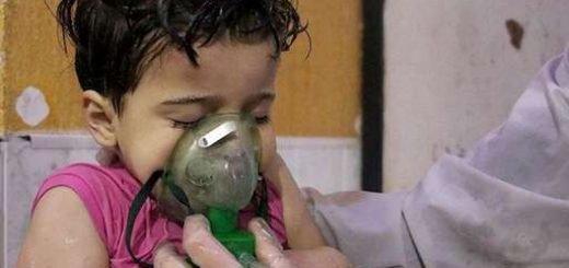بمباران شیمیایی اسد