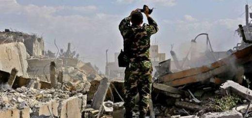 حمله نظامی آمریکا به رژیم اسد