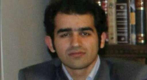 زندانی سیاسی پیام شکیبا