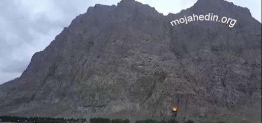 کرمانشاه -پیام کانون شورشی