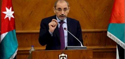 ایمن الصفدی وزیر خارجه اردن