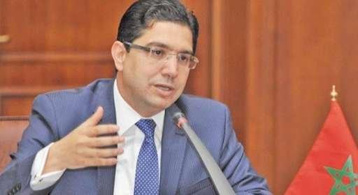 ناصر بوریطه، وزیر امور خارجه مراکش