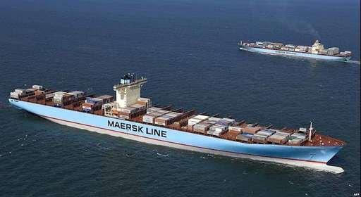 شرکت کشتیرانی مولر- مرسک دانمارک