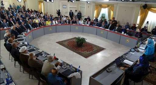 اجلاس شورای ملی مقاومت ایران - تیر ۹۷