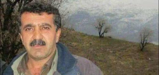 اقبال مرادی پدر زندانی سیاسی زانیار مرادی