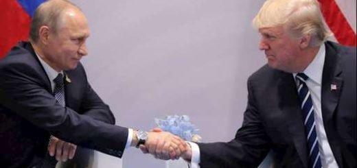 ملاقات ترامپ و پوتین