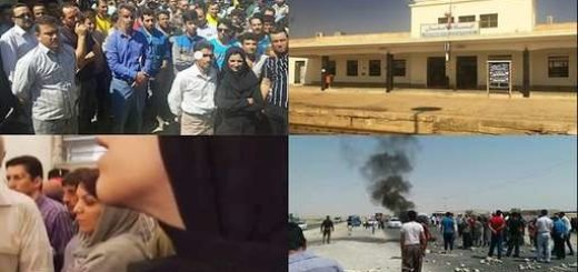 تظاهرات و اعتراضات در تهران، مشهد،سمنان، شاهرود، دامغان و داراب