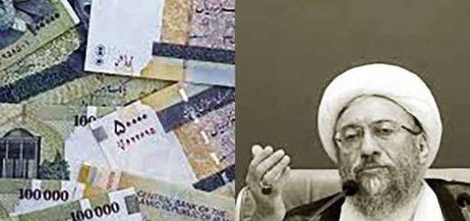 سقوط تاریخی ارزش ریال و تهدید به اعدام توسط آملی لاریجانی آخوند صادق لاریجانی سردژخیم قضاییه خامنهای در هراس از پیامدهای بحران ارز برای رژیم، به تهدیدات سرکوبگرانه روی آورد و مدعی شد: چنین تلاطمهایی در بازار ارز و سکه شبههناک است و احتمال اینکه برخی دستهای ناپاک در پشت پرده این التهابات دخیل باشند، کاملاً وجود دارد. در حالیکه عاملان اصلی بحران اقتصادی و فساد و رانتخواری سران رژیم از جمله خود صادق لاریجانی و نزدیکانش هستند، صادق لاریجانی اخلالگران را به اعدام تهدید کرد و گفت: در قانون تکلیف اخلالگران روشن شده و در برخی موارد نیز اقدامات آنان مشمول افساد فیالارض بوده و مجازات آن مشخص است. پاسدار غیبپرور، سرکرده بسیج ضدمردمی نیز خواستار برخورد قاطع با اخلالگران شد. وعده شیادانه جهانگیری اسحاق جهانگیری، معاون اول آخوند روحانی درباره بحران ارزی با شیادی گفت: وضعیت جدید پیش رو، دائمی نیست و الویت دولت حمایت از مردم در مقابل تحریم است و کالاهای اساسی به وفور در اختیار جامعه قرار میگیرد. چاپ اسکناس بدون پشتوانه روز دوشنبه همچنین رئیس کنفدراسیون صادرات اتاق بازرگانی رژیم گفت: خبرهایی از چاپ اسکناس برای پرداخت بدهیهای بانکی به گوش میرسد که بسیار نگرانکننده است. این کارگزار رژیم افزود: در صورت چاپ اسکناس، قیمت کالاها افزایش مییابد و ارزش ریال کاهش پیدا خواهد کرد. در این میان، خبرگزاری سپاه پاسداران خبر داد که نمایندگان مجلس رژیم روند استیضاح ۴وزیر اقتصادی دولت آخوند روحانی را آغاز کردهاند. بیشتر بخوانید پیام مریم رجوی: سرنگونی رژیم، یگانه راه نجات اقتصاد ایران گرانی ارز مسألهیی روانی است! بهدنبال اوج گرفتن مجدد قیمت ارز، بانک مرکزی رژیم با صدور اطلاعیهیی مدعی شد این مسأله روانی بوده و تحولات غیرعادی اخیر در بازار ارز و طلا، تناسبی با واقعیات اقتصادی و توان ارزی کشور ندارد. ادعای بانک مرکزی رژیم به حدی مهمل بود که سر و صدای رسانههای حکومتی هم در آمد. روزنامه جهان صنعت نوشت: تصمیمات آنی بانک مرکزی و دولت در ایجاد تلاطم مؤثر بوده و چندنرخی بودن بازار ارز هم باعث ایجاد اوضاع نابسامانی شده است که اثرات منفی خود را بر تمام بازارها میگذارد. این رسانه رژیم افزود: رئیس کل جدید؟ بانک مرکزی همین دو روز پیش خیال همه را راحت کرد که نقشی در اجرای سیاستهای پولی بانک مرکزی ندارد و باز هم باید
