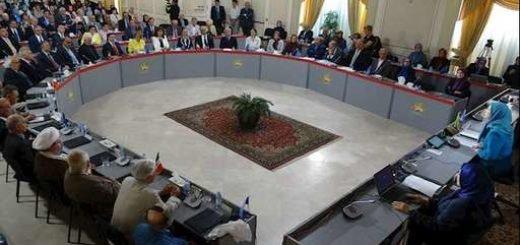 اجلاس میاندورهیی شورای ملی مقاومت ایران - تیر۹۷