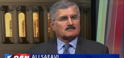 علی صفوی از اعضاء کمیسیون خارجه شورای ملی مقاومت ایران