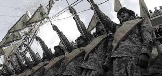 حزب الشیطان لبنان مزدوران رژیم ایران