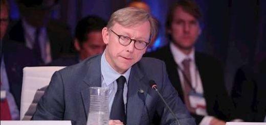 برایان هوک همآهنگکننده اقدام علیه رژیم آخوندی در وزارتخارجه آمریکا