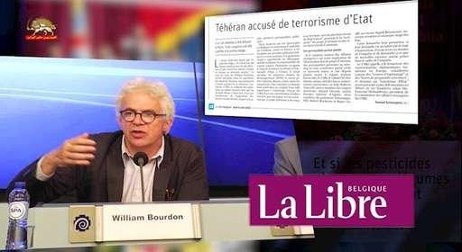 روزنامه لالیبر بلژیک - حمله خنثیشده تروریستی توسط مقامات بلژیکی