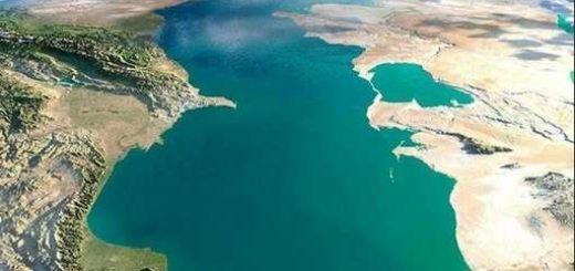 به تاراج دادن دریای خزر توسط آخوندهای حاکم بر ایران