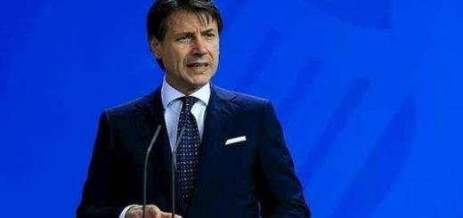 جوزپه كونته نخست وزیر ایتالیا