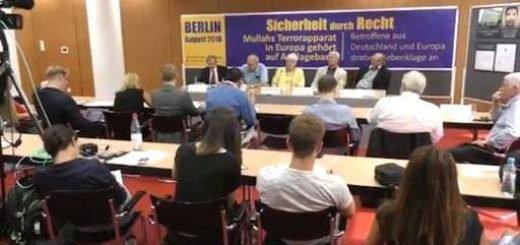 کنفرانس در برلین
