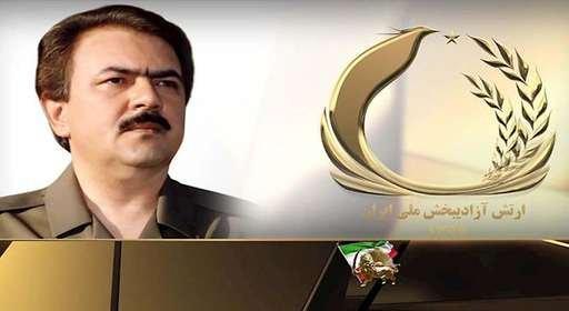 ارتش آزادیبخشملی ایران (شماره۱۰)- مسعودرجوی- مشت در برابر مشت،حمله در برابر حمله،آتش جواب آتش