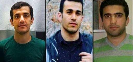 محکومیت جهانی اعدام سه زندانی سیاسی کرد