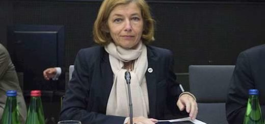 فلورانس پارلی وزیر دفاع فرانسه