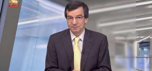 فرزین هاشمی از اعضای کمیسیون خارجه شورای ملی مقاومت ایران