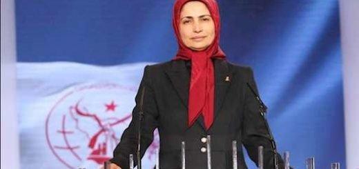 زهرا مریخی مسئول اول سازمان مجاهدین خلق ایران