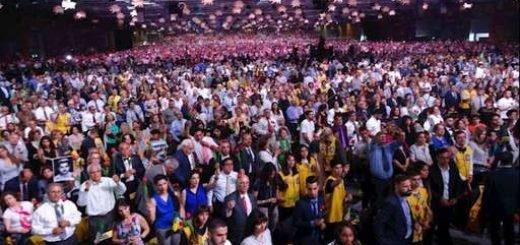 گردهمایی بزرگ مقاومت ایران در پاریس