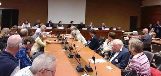 کنفرانس وضعیت حقوق بشر در ایران