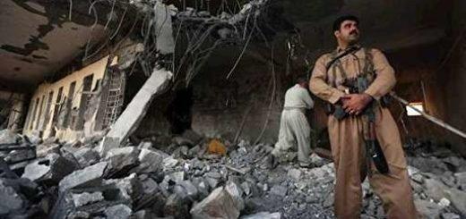 حمله موشکی به حزب دموکرات کردستان