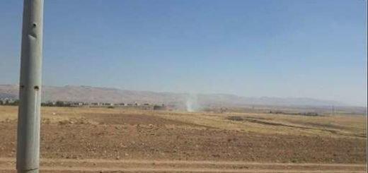 حمله موشکی سپاه پاسداران رژیم آخوندی به مقر احزاب کردی در عراق