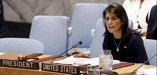 نیکی هیلی: رژیم ایران از کودکان برای جنگ سوریه استفاده میکند