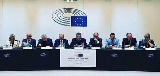 کنفرانس در پارلمان اروپا: محکومیت نقض حقوقبشر و اعمال تروریستی رژیم ایران
