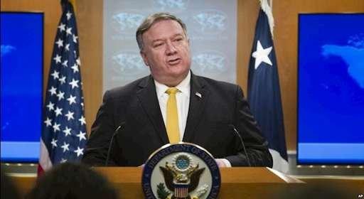 مایک پمپئو: رژیم ایران ۱۶میلیارد دلار را برای اسد و نیروهای نیابتی هزینه کرده است