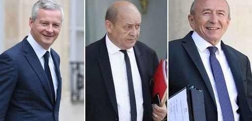 وزیران کشور، خارجه و دارایی فرانسه: سوءقصد خنثی شده در ویلپنت لزوم یک رویکرد تهاجمی در روابط ما با ایران را مورد تأیید قرار میدهد- اطلاعیه مطبوعاتی