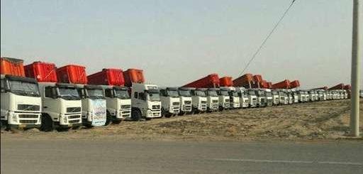 همبستگی اتحادیه حمل و نقل آمریکا و کانادا با اعتصاب رانندگان کامیون ایران