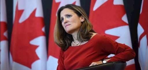 وزیر خارجه کانادا از قطعنامه ملل متحد در محکومیت نقض حقوقبشر در ایران استقبال کرد