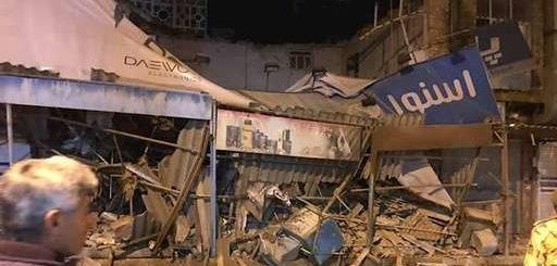 باز هم زلزله، زخم روی زخم کرمانشاه