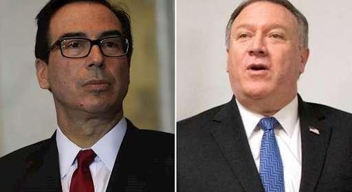 یکشنبه ۱۳آبان تحریمهای جامع نفتی و بانکی جدید آمریکا علیه رژیم ایران اجرایی میشود