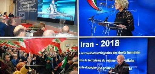 آسوشیتدپرس: انتقاد مریم رجوی از تلاشهای برخی کشورهای غربی برای کمک به رژیم ایران + تصویر