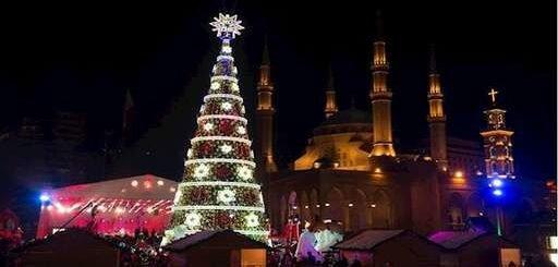 مراسم کریسمس در بیت لحم زادگاه عیسی مسیح علیه السلام